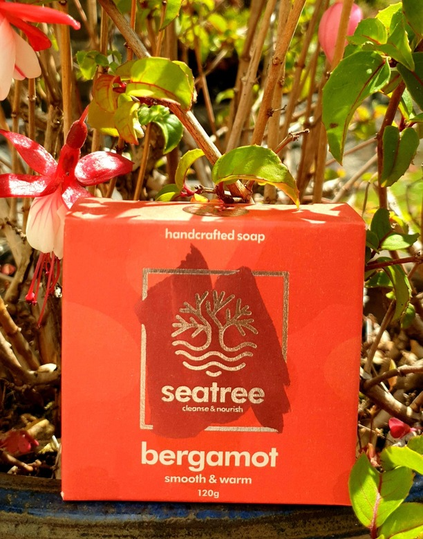 palm oil free bergamot soap