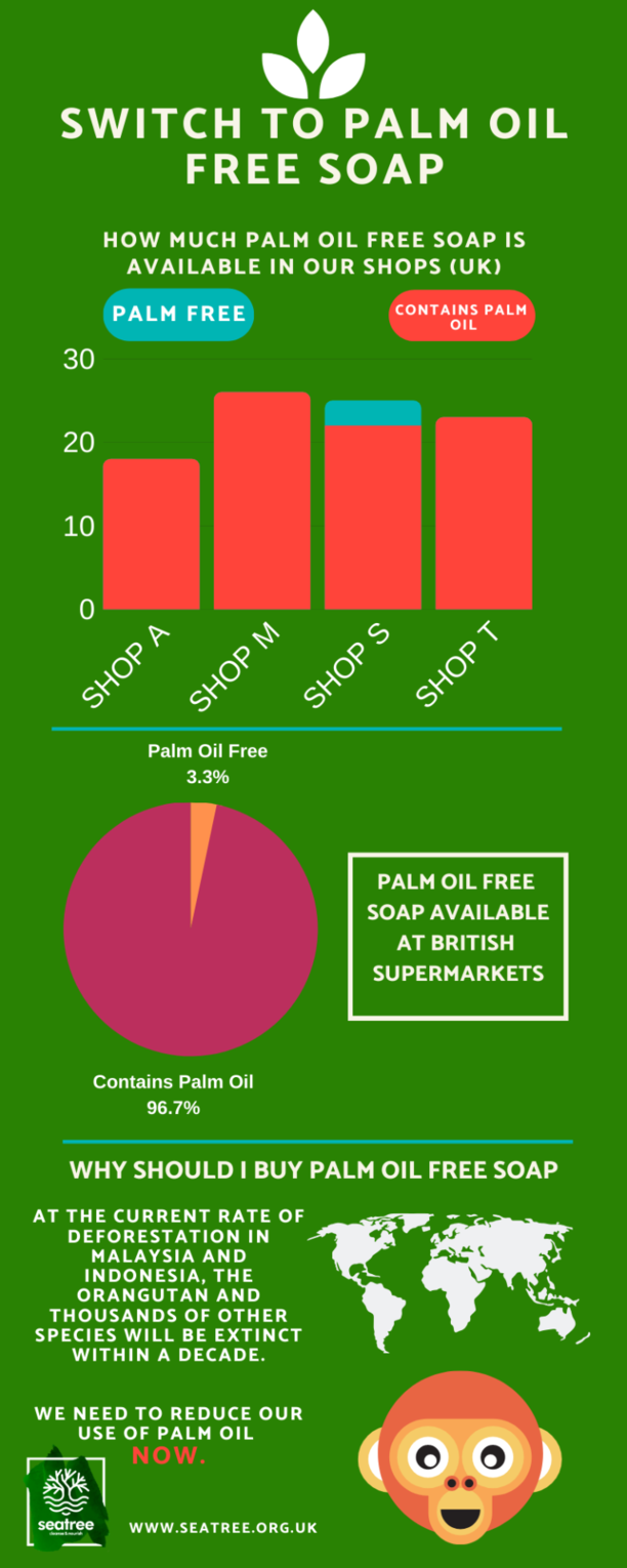 can palm oil be sustainable, palm oil infographic